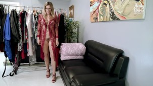 Horny Step Mom Wants Anal Sex before My Dad Comes Home – Cory Chase