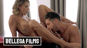 Bellesa – Blonde Babe Emma Hix Loves Pussy Licking & Hardcore Sex