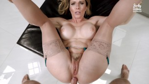 Cory Chase in Confessions – Step Mom Fashion Show Leads To Anal Sex
